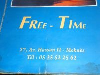 Lire la suite: Restaurant Free Time Meknes